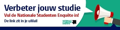 E-mailbanner Nationale Studenten Enquete